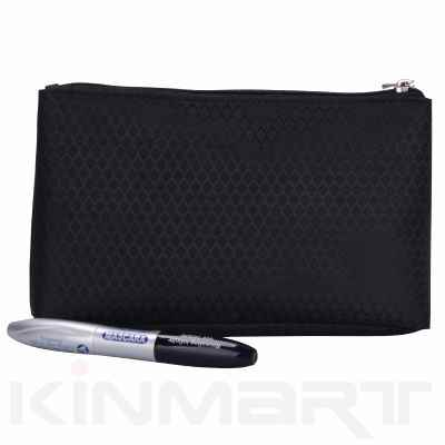 Honeycomb Cosmetic Bag Personalized