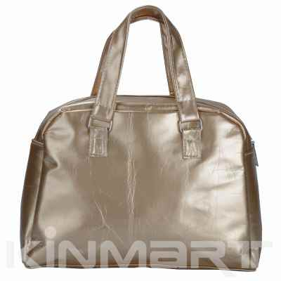 Shiny PU Leather Handbag