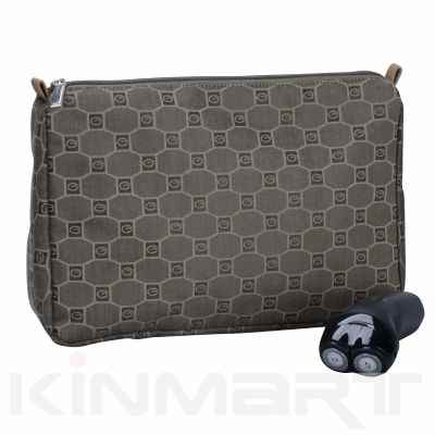 Customized Jacquard Toiletry Bag Personalized