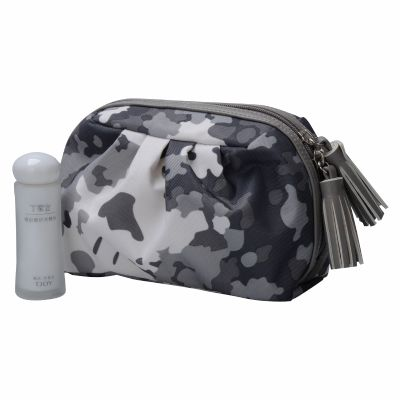 Camouflage Cosmetic Bag Personalized
