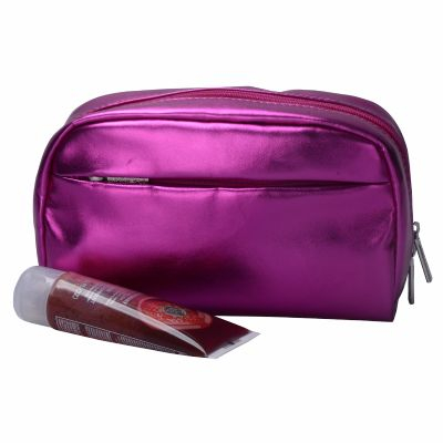 Sparkle Glam Cosmetic Bag Personalizable