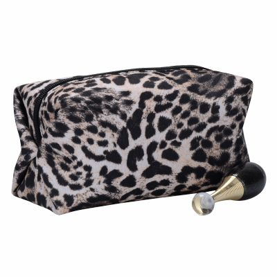 New Leopard Pattern Cosmetic Bag