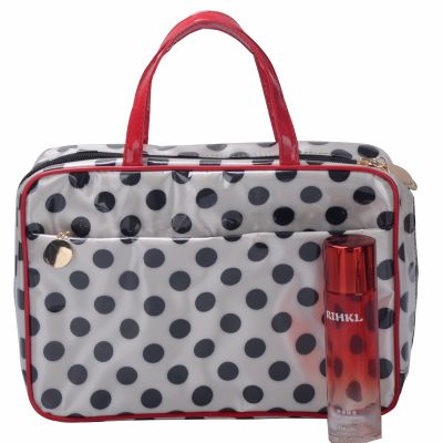 Luxury Monogram Travel Toiletry Handbags