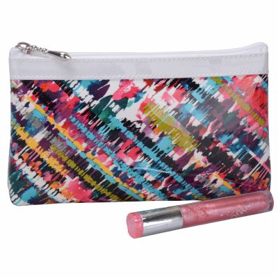 Painted Style Cosmetic Bag Personalised