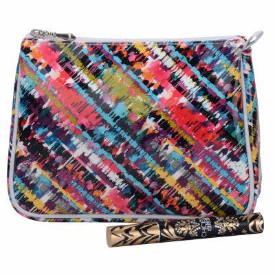 Monogrammed Beauty Cosmetic Bag