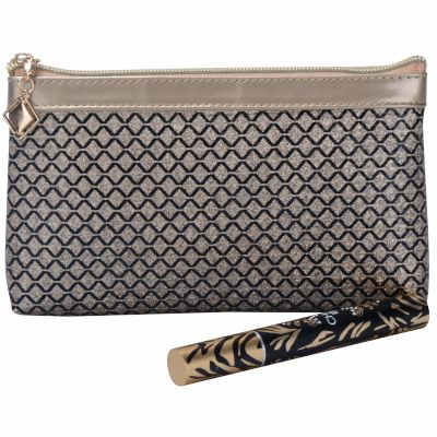 Luxury Glam Cosmetic Bag Bulk