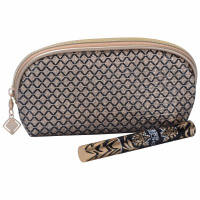 Luxury Glam Cosmetic Pouch Personalized