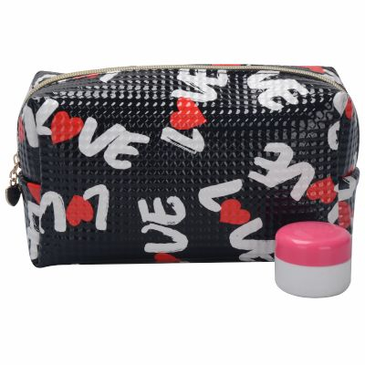 LOVE Cosmetic Pouch