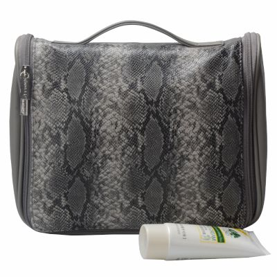 Luxury Hanging Travel Toiletry Kit
