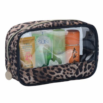 Clear Cosmetic Bag