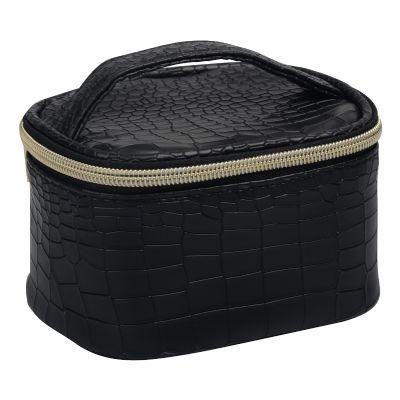 Croc PU Vanity Bag