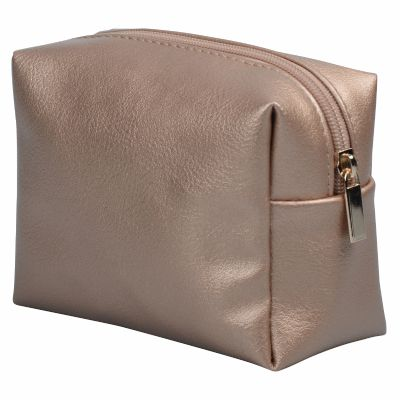 PU Leather Cosmetic Bag Personalizable