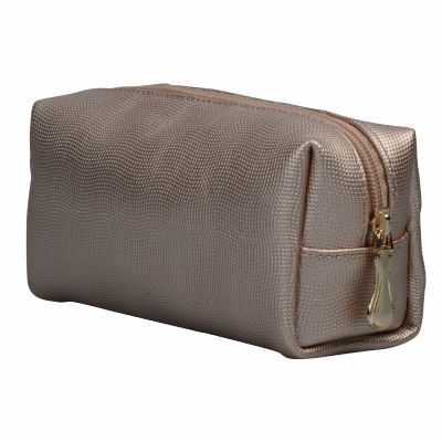 High Quality PU Leather Personalized Cosmetic Bag Pouch