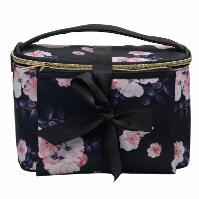 2PC Cosmetic Pouch Set