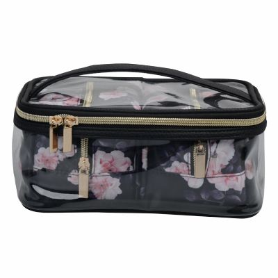 3Pc Cosmetic Set Bag