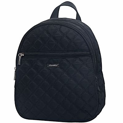 Cute Ladies Backpack in Quilt Nylon