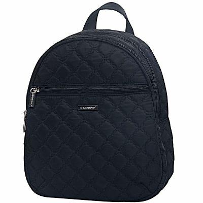 Cute Ladies Backpack in Quilt Nylon