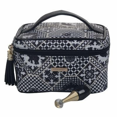 Personalized Pattern Cosmetic Vanity Bag
