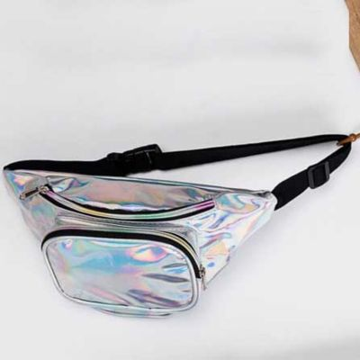 Holographic Fanny Pack for Girls