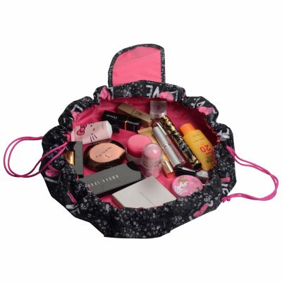 LOVE Style Easy Go Drawstring Makeup Pouch