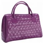 Quilted Cosmetic Handbag