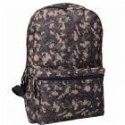 Camo School Backpack