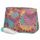Wholesale Peacock Design Cosmetic Bag