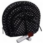 Polk Dots Cosmetic Pouch 3PC Set