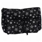 Stars Print 3PC Cosmetic Bag Set Monogrammed
