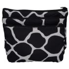 Monogram Polka Dots Cosmetic Bag Set