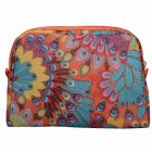 Nice Peacock Design Cosmetic Bag