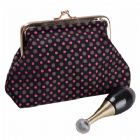Small Clip Cosmetic Purse
