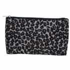 Another Animal Skin Cosmetic Pouch