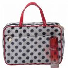 Luxury Travel Toiletry Handbags