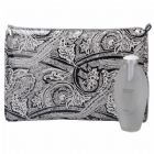 Floral Pattern Toiletry Bag
