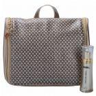 Personalized Glam Luxury Hanging Travel Kit