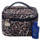 Leopard Vanity Bag