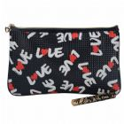 LOVE Letter Monogrammed Makeup Bag
