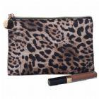 Leopard Pattern Makeup Bag