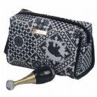 Print Pattern Cosmetic Bag