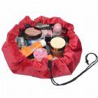 Velvet Drawstring Makeup Pouch
