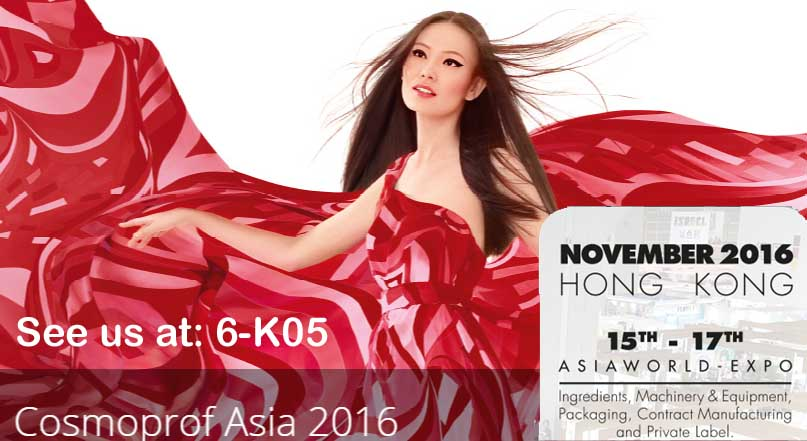 Kinmart Exhibit at Cosmoprof-Asia