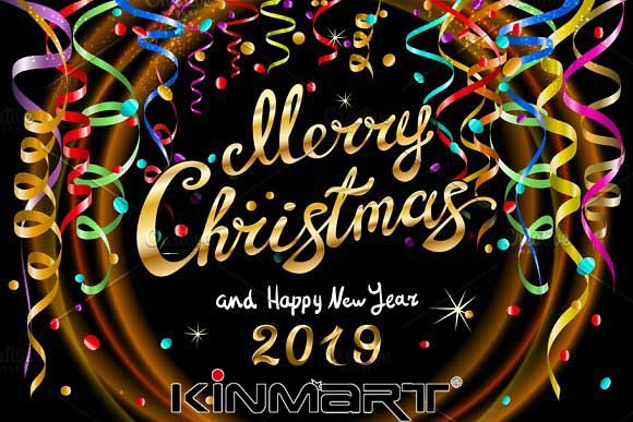 Merry Chrsitmas & Happy New Year 2019