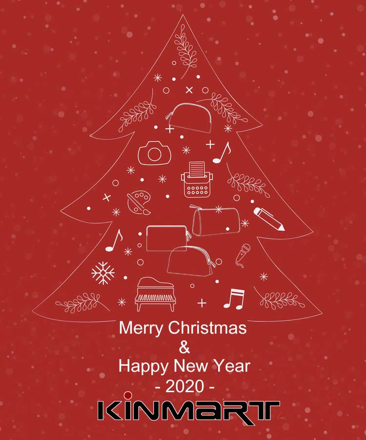 Kinmart: Merry Christmas & Happy New Year 2020!