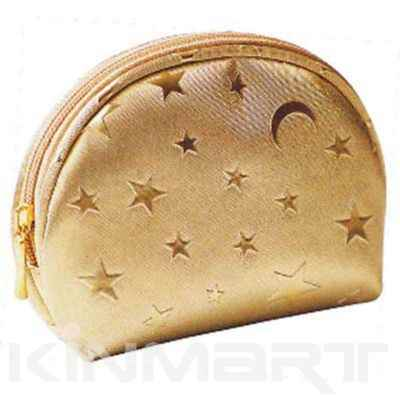 Moon & Stars Cosmetic Pouch from Kinmart.com