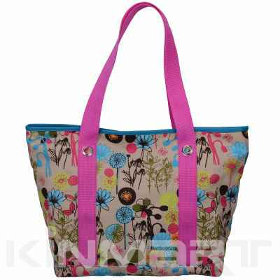 Monogrammed Canvas Tote Bags Wholesale from Kinmart