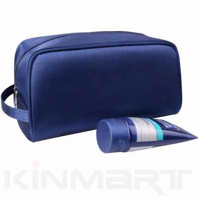 Custom Cosmetic Bag With Corporate Logo